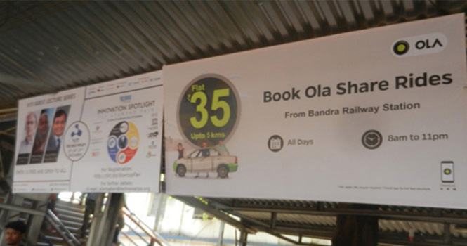 Bandra Platform Boards